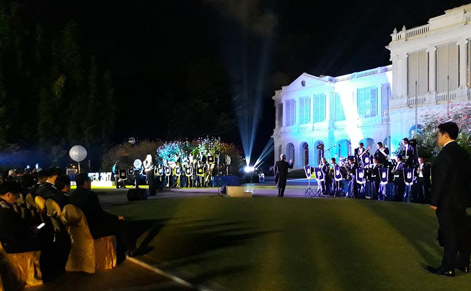 Annual Police Dinner 2017